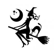 ведьма на метле - Cerca con Google