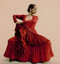 Flamenco is a form of Spanish folk music and dance from the region of Andalusia in southern Spain. It includes cante (singing), toque (guitar playing), baile (dance) and palmas (handclaps). First mentioned in literature in 1774, the genre grew out of Andalusian and Romani music and dance styles. Flamenco was first recorded in the late 18th century but the genre underwent a dramatic development in the late 19th century.