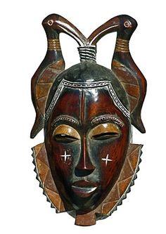 Yaure Mask