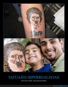 Funny pictures about Something To Remember Mama. Oh, and cool pics about Something To Remember Mama. Also, Something To Remember Mama photos. Tattoo Fails, Tattoo Memes, Funny Tattoos Fails, Funny Fails, Do It Yourself Tattoo, Really Bad Tattoos, Horrible Tattoos, Tattoos Gone Wrong, Funny Images