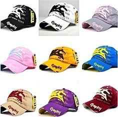 hammergeiles Basecap, Baseball Cap -bester Preis- Mütze hut kappe 10 Farben NICE (gelb/grün): Amazon.de: Bekleidung