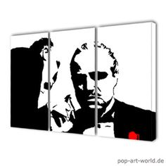 more you can find here: http://www.pop-art-world.de/der_pate_the_godfather.html
