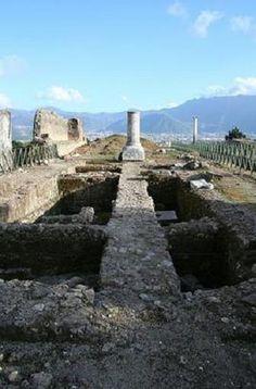Temple of Venus - AD79eruption