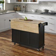 Home Styles Liberty Kitchen Cart & Reviews   Wayfair