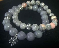 Shades of Gray Bracelets