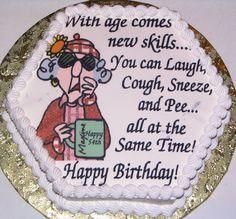 Maxine+Birthday+Cake+cakepins.com 50th Birthday Quotes, 60th Birthday Party, Birthday Cake Girls, Birthday Cakes, Birthday Ideas, Easter Pictures, Birthday Pictures, Over The Hill Cakes, Birthday Greetings For Women