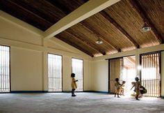 Kouk Khleang Молодежный Центр, Пномпень, 2014 - Komitu Архитекторов