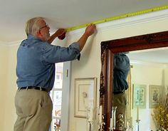 Embossed Ceiling Tiles Add Elegance to a Room • DIY Projects & Videos