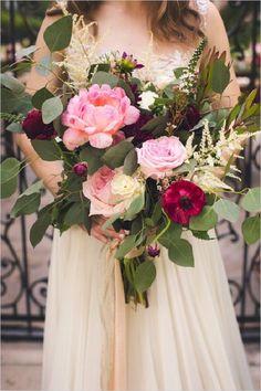 Vintage Wedding Bouquets Ideas