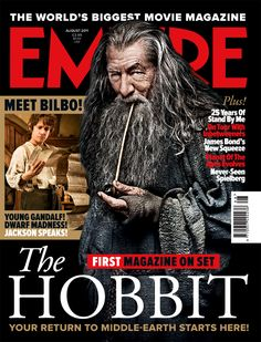 """World's First """"Hobbit"""" Cover"""