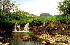 Water Fall, Jabel Marrah, Darfur