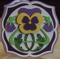 Craft with Bee: Guest Designer at Fantabulous Cricut Challenge Blo...