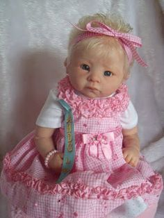 April 2013 Reborn Babies/ life like dolls  created by artists and members of the baby banter reborn doll forum in