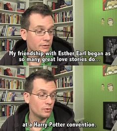 Esther Grace Earl is the real life inspiration for The Fault in Our Stars. Her Connection to John Green. John Greens does say though that The Fault in Our Stars is not a story about Esther Grace Earl.