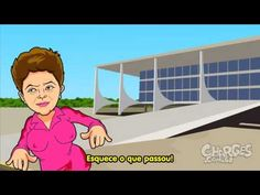 DILMA CANTANDO GANHOU ♫ RESPOSTA (PAIS DO FUTEBOL)