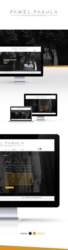 Web design Paweł Pakuła