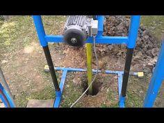 Vrtanie studne 1 - YouTube