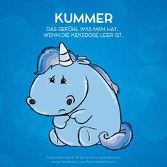 #Pummeleinhorn - Kummer