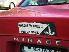 27 Things That You Have To Explain To Out-Of-Towners About Maine