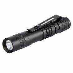 Elfeland XPE AAA Mini Camping LED Pen Light Flashlight