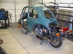 Image result for vw beetle reverse trike