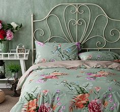 fadfay bird bedding sets cotton duvet cover bedroom set f https