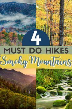 Smoky Mountain National Park, Smoky Mountain Trails, Mountain Hiking, Mountain View, Usa Travel, Travel Tips, Travel Destinations, Cades Cove, Appalachian Mountains
