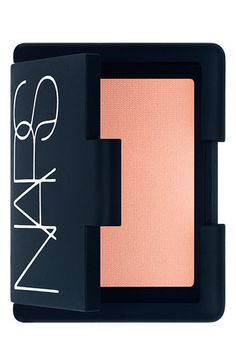 Nars Sex Appeal: My favorite Blush! The perfect nude,soft pink gives just the right amount of color.