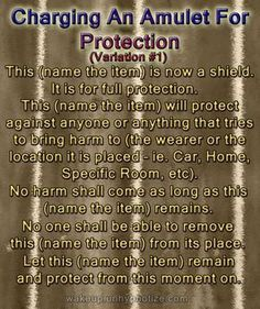11 Protection Chant Variations For Various Protection Spells. These protection chants can be altered to your specific needs. Wiccan Spell Book, Wiccan Witch, Witch Spell, Spell Books, Wiccan Magic, Witchcraft Spells For Beginners, Magick Spells, Wicca Witchcraft, Healing Spells