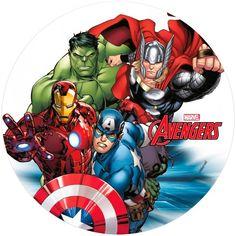 Oblea Avengers 3 - Los vengadores - Modecor