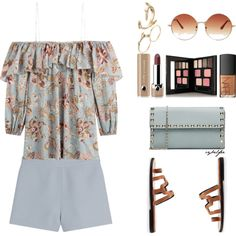 How To Wear Fleur Outfit Idea 2017 - Fashion Trends Ready To Wear For Plus Size, Curvy Women Over 20, 30, 40, 50