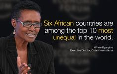 How to make #Africa work for the many, not just the few via @Winnie_Byanyima @Oxfam http://wef.ch/1ddRPLd #af15 #WEF #WEFAfrica #inequality #EvenItUp