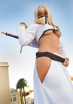 Tier Harribel Bleach Cosplay 2