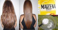 Mascarilla de maizena para reparar el cabello – Verte Bella