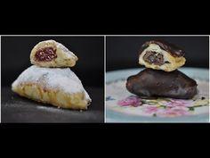 πιτάκια γλυκά κουρού νηστίσιμα με 6+ γεμίσεις έκπληξη CuzinaGias - YouTube Dairy Free, Muffin, Sweets, Breakfast, Recipes, Youtube, Food, Greek, Type