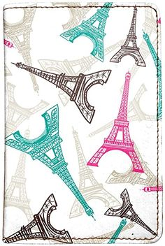 Paris Effel Tower Faux Leather Passport Holder - Leather Passport Cover - Travel Accessory- Travel Wallet for Women and Men_SCORPIOshop (#2): Amazon.ca Passport Wallet, Passport Cover, Travel Accessories For Men, Lonely Planet, Travel Around The World, Wallets For Women, Leather Craft, Leather Wallet, Traveling By Yourself