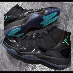 Air Jordan 11 Gamma Blue Sizes 4Y-12 100% authentic and dead stock or your money back. Ships 1 1/2 to 2 weeks after order has been placed. Sizes 4Y-12 available. PP verified (also cheaper price). For more shoes, follow me on Instagram @ShopDaiiiStyles / *PP* GS $245 • Men's Size $255 Jordan Shoes Sneakers