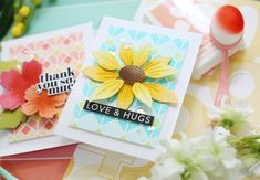 STAMPtember® 2021 Party – laurafadora Party List, Spectrum Noir Markers, Simon Says Stamp Blog, Cards For Friends, Friend Cards, Love Hug, Handmade Design, Diy Cards, Colored Pencils