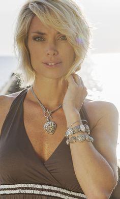 JIZAZRAH 2-Length Heart Pendant Necklaces http://jilzarah.com/shop/collections/necklaces/2-length-heart-necklace/