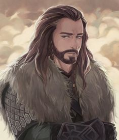 [The Hobbit] Thorin by trackhua.deviantart.com on @deviantART