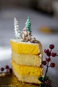 Clavel's Cook: Carta à minha Margarida {e um bolo de laranja e limão}