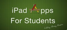 Ipad apps for students