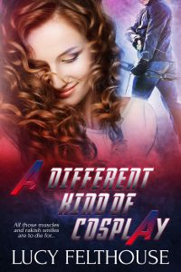 A Different Kind of Cosplay is Currently FREE on Amazon! #free #amazon #ku #marvel #cosplay #avengers