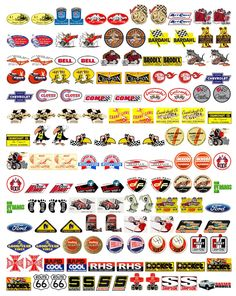 1/18 SPEED EQUIPMENT DECALS (VOL. 2)