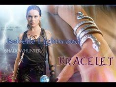 Znalezione obrazy dla zapytania isabelle lightwood bracelet