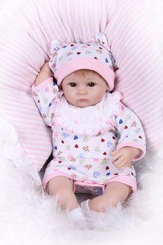 Adorable Preemie Reborn baby doll