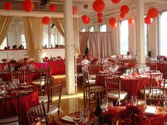 chinese wedding reception