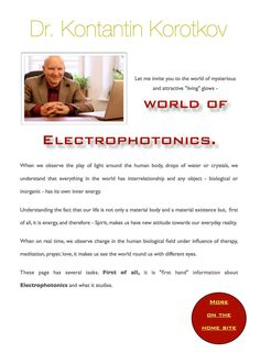 An Electric Universe? Kirlian Photography, What Is Energy, Electric Universe, Earthing Grounding, World View, Human Body, Professor, Insight, Wisdom
