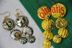 Found at Hay Does Vintage fayre Hay-on-wye 1st December, Tins, Recycling, Jewellery, Vintage, Tin Cans, Jewels, Jewelry Shop, Jewerly