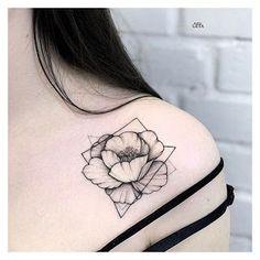 Bookaholic Girl: Inspirações tatoos florais